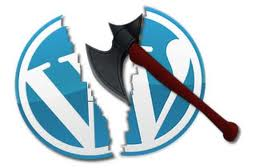 hacking wordpress