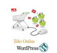 wordpress toko online