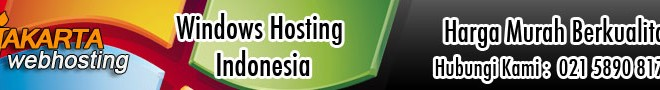 Customer Service Jasa Web Hosting Indonesia