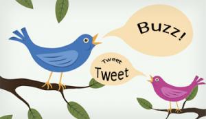 Buzzer-auf-Twitter