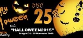 Halloween Akan Lebih Seru Apabila Dirayakan Bersama-sama