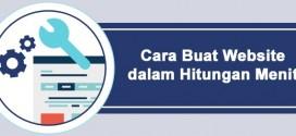 Instant Website, Produk Baru dari Jakartawebhosting.com