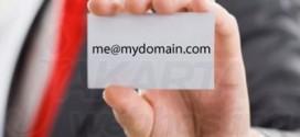 Keuntungan memiliki alamat email domain sendiri