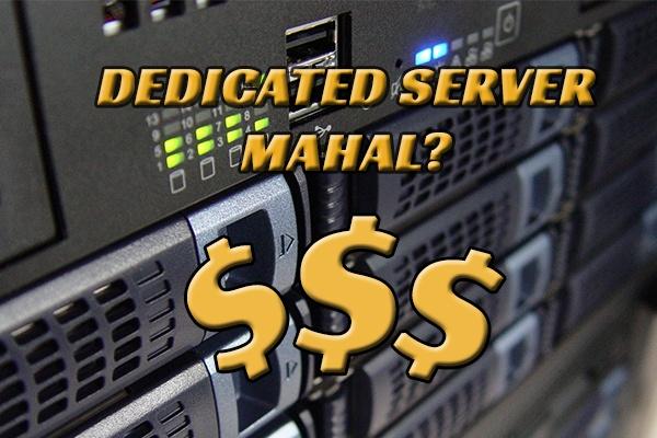 Kenapa Dedicated Server Membutuhkan Biaya yang Tinggi